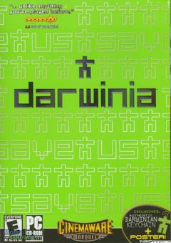 box art for Darwinia