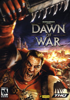 Box art for Dawn of War