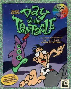 Box art for Day of the Tentacle