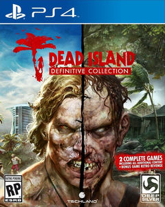 box art for Dead Island Definitive Edition