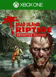box art for Dead Island: Riptide Definitive Edition