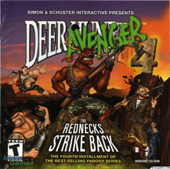 box art for Deer Avenger 4: The Redneck Strikes