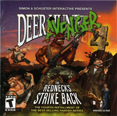 box art for Deer Avenger 4: The Rednecks Strike Back