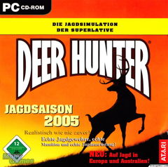 box art for Deer Hunter 2005