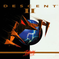 box art for Descent 2