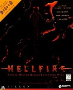 Box art for Diablo: Hellfire