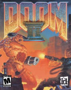Box art for Doom II: Hell On Earth