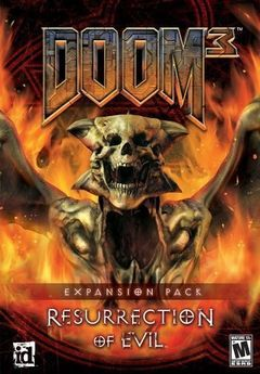 box art for Doom³: Resurrection Of Evil