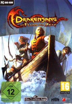 Box art for Drakensang: The River Of Time
