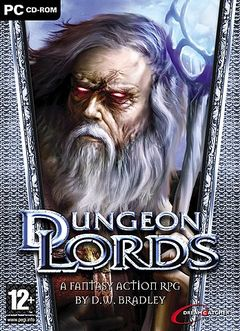 box art for Dungeon Lords