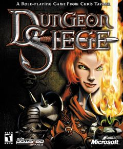 Box art for Dungeon Siege