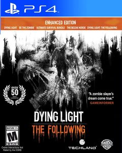 box art for Dying Light: The Following - Enhanced Edition