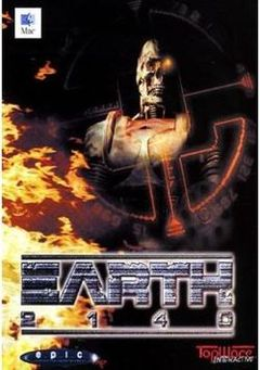 box art for Earth 2140