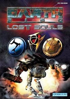 Box art for Earth 2150: Lost Souls