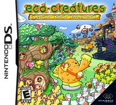 box art for Eco Creatures: Save the Forest