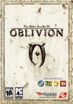 box art for Elder Scrolls IV: Oblivion