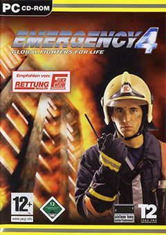 box art for Emergency 4 - Global Fighters For Life