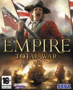 Box art for Empire at War