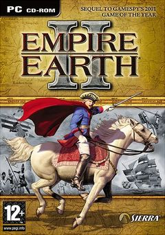 box art for Empire Earth 2