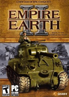 box art for Empire Earth Mobile