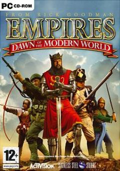 box art for Empires: Dawn of the Modern World