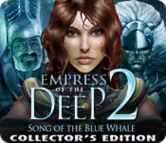 Box art for Empress of the Deep 2: Song of the Blue Whale Collectors Edition
