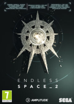 box art for Endless Space 2