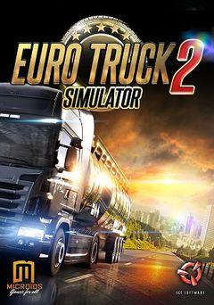 Box art for Euro Truck Simulator 2