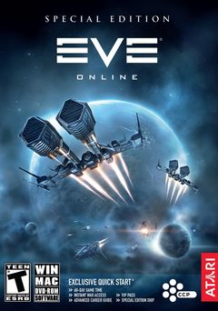 Box art for Eve Online
