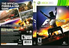 Box art for F1 2010
