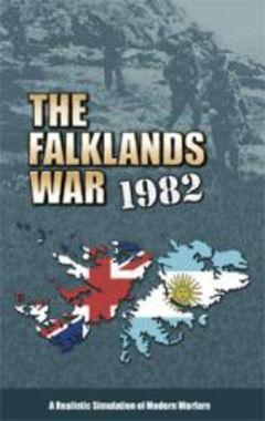 box art for Falklands War: 1982, The