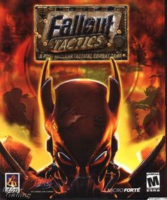 Box art for Fallout Tactics: Brotherhood of Steel