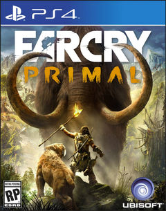 box art for Far Cry Primal