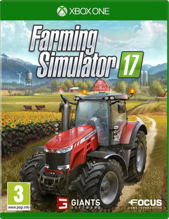 box art for Farming Simulator 17