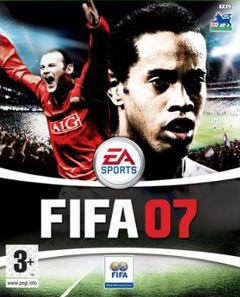 box art for FIFA 2007
