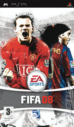 Box art for FIFA 2008