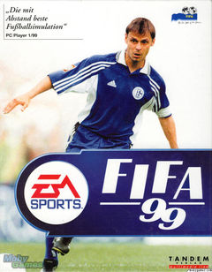 box art for FIFA 99