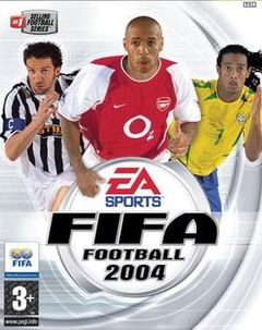 box art for FIFA Football 2004