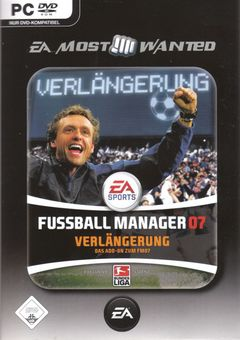 box art for FIFA Manager 07: Extra Time