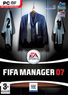 box art for Fifa Manager 07