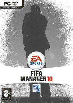 box art for FIFA Manager 10