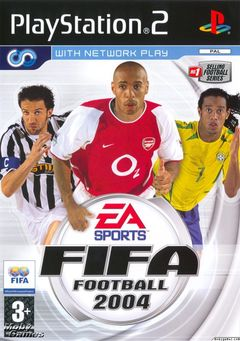 box art for FIFA Soccer 2003