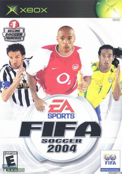 box art for FIFA Soccer 2004