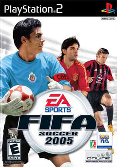 box art for FIFA Soccer 2005