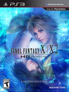 box art for Final Fantasy X/x-2 Hd Remaster