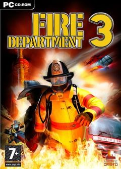 box art for Fire Department 3
