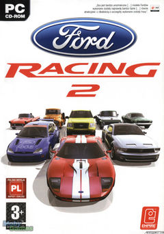 box art for Ford Racing 2