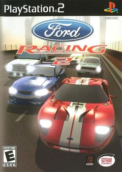 box art for Ford Racing Evolution