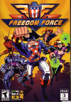 box art for Freedom Force