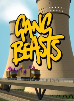 box art for Gang Beasts